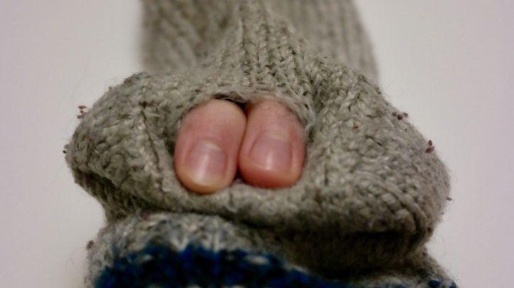 Hvordan stoppe sokker